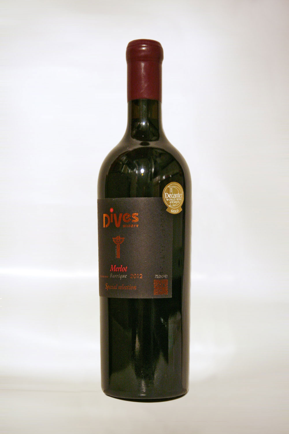 Dives Merlot Barrique Special Selection 2012