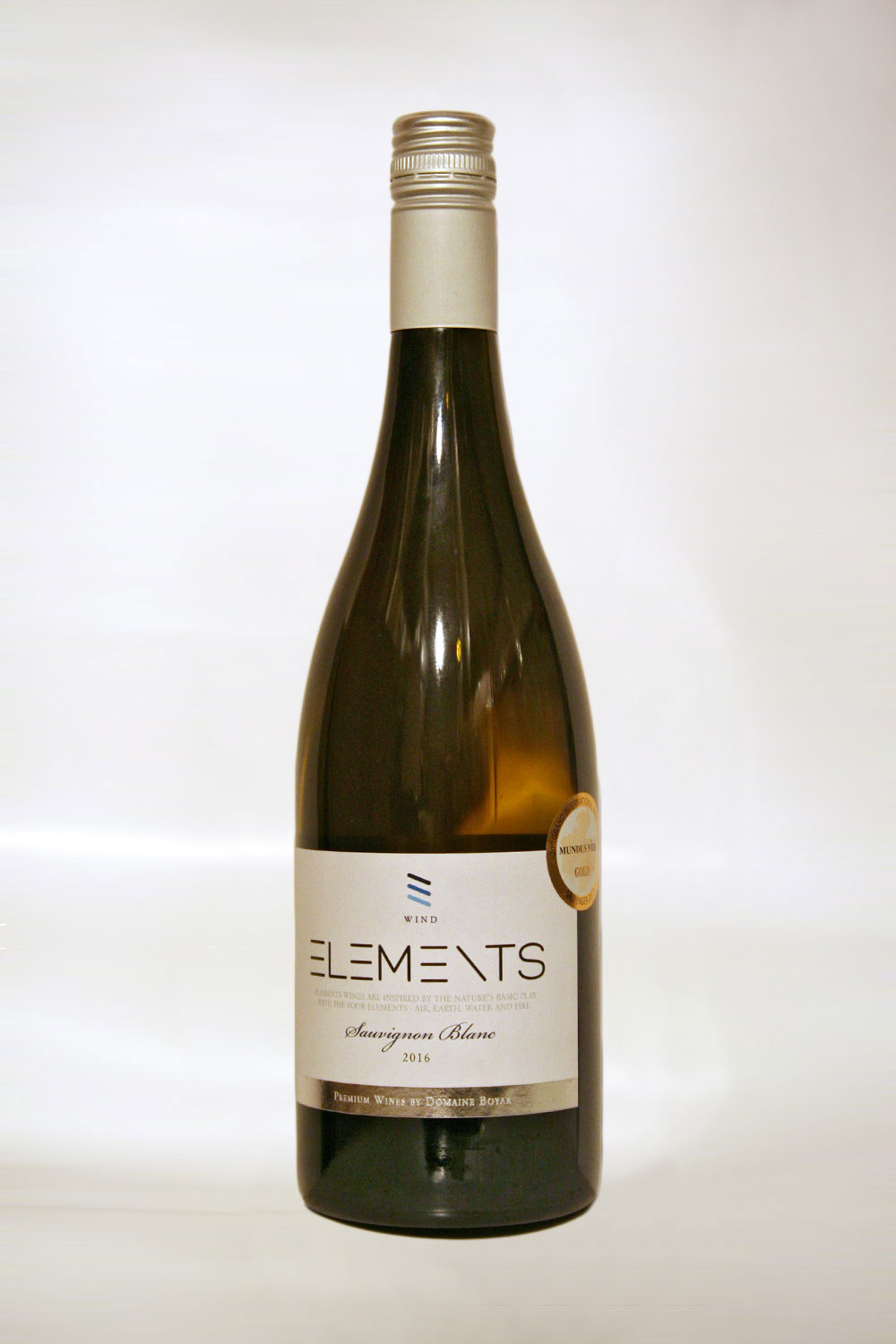 Elements Wind Sauvignon Blanc 2016