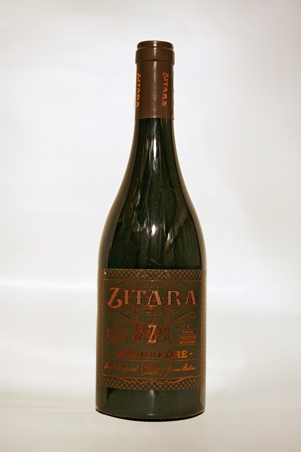 Zitara Mourvedre Single Vineyard 2013
