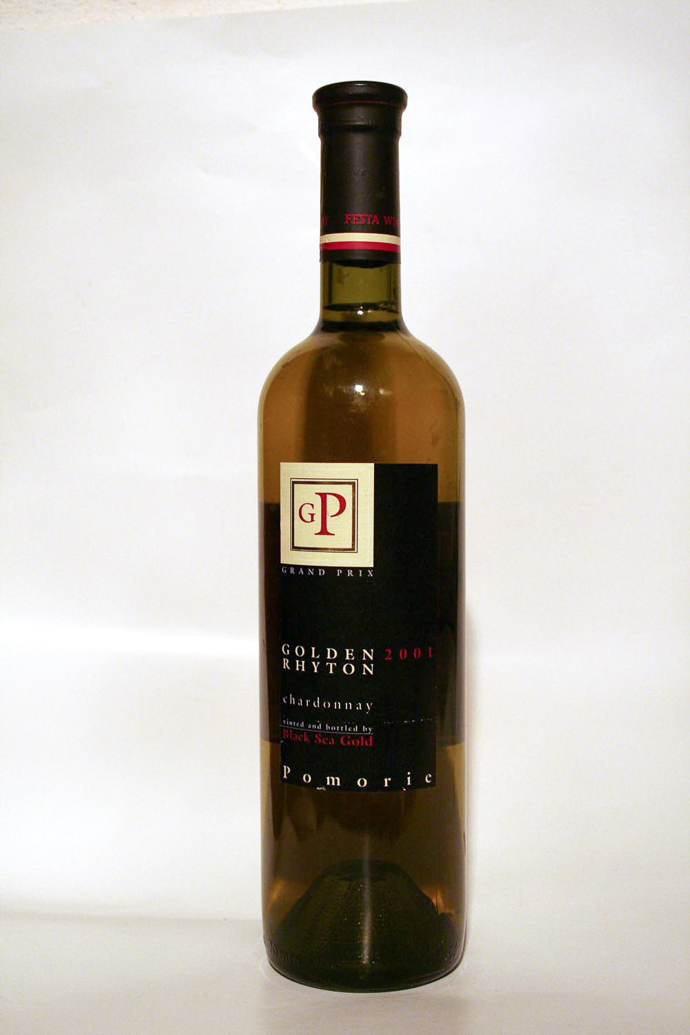 GP Golden Rhyton Chardonnay 2001