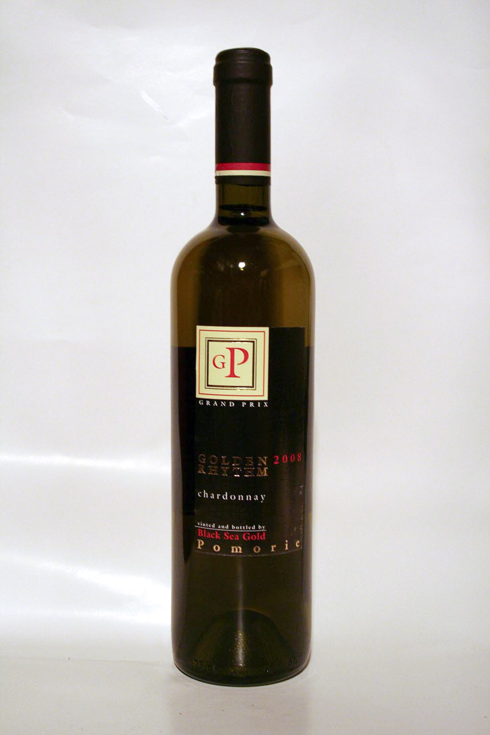 GP Golden Rhythm Chardonnay 2008