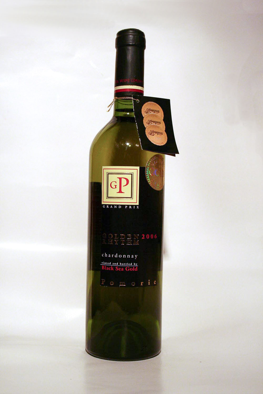 GP Golden Rhythm Chardonnay 2006