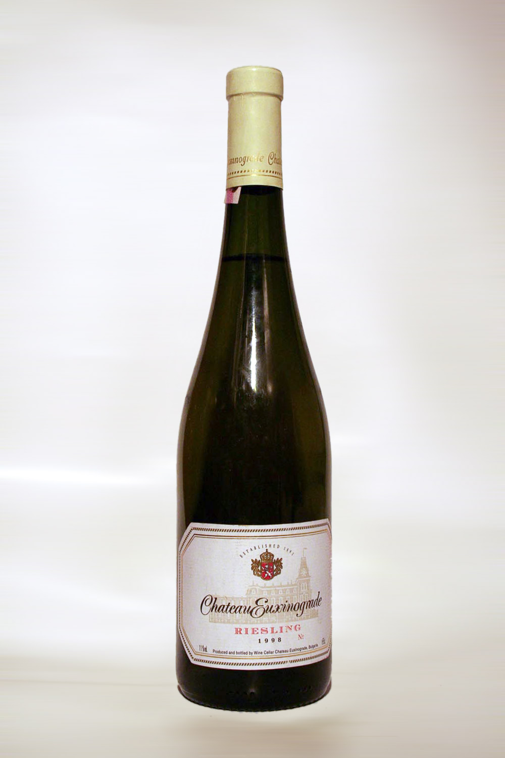 Chateau Euxinograde Riesling 1998