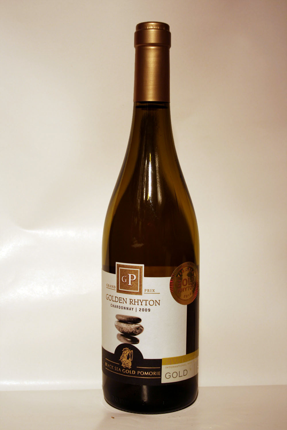 GP Golden Rhyton Chardonnay 2009
