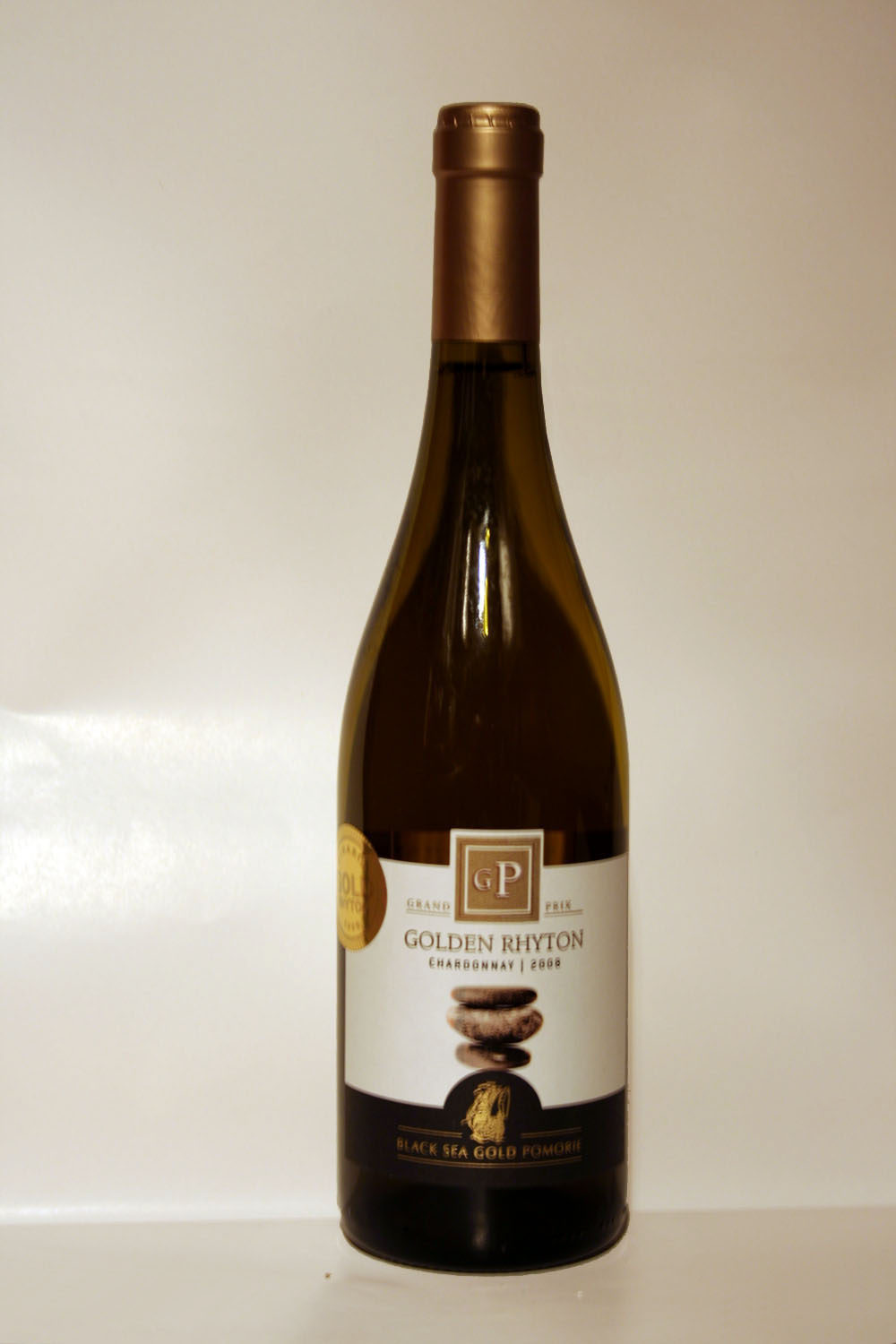 GP Golden Rhyton Chardonnay 2008