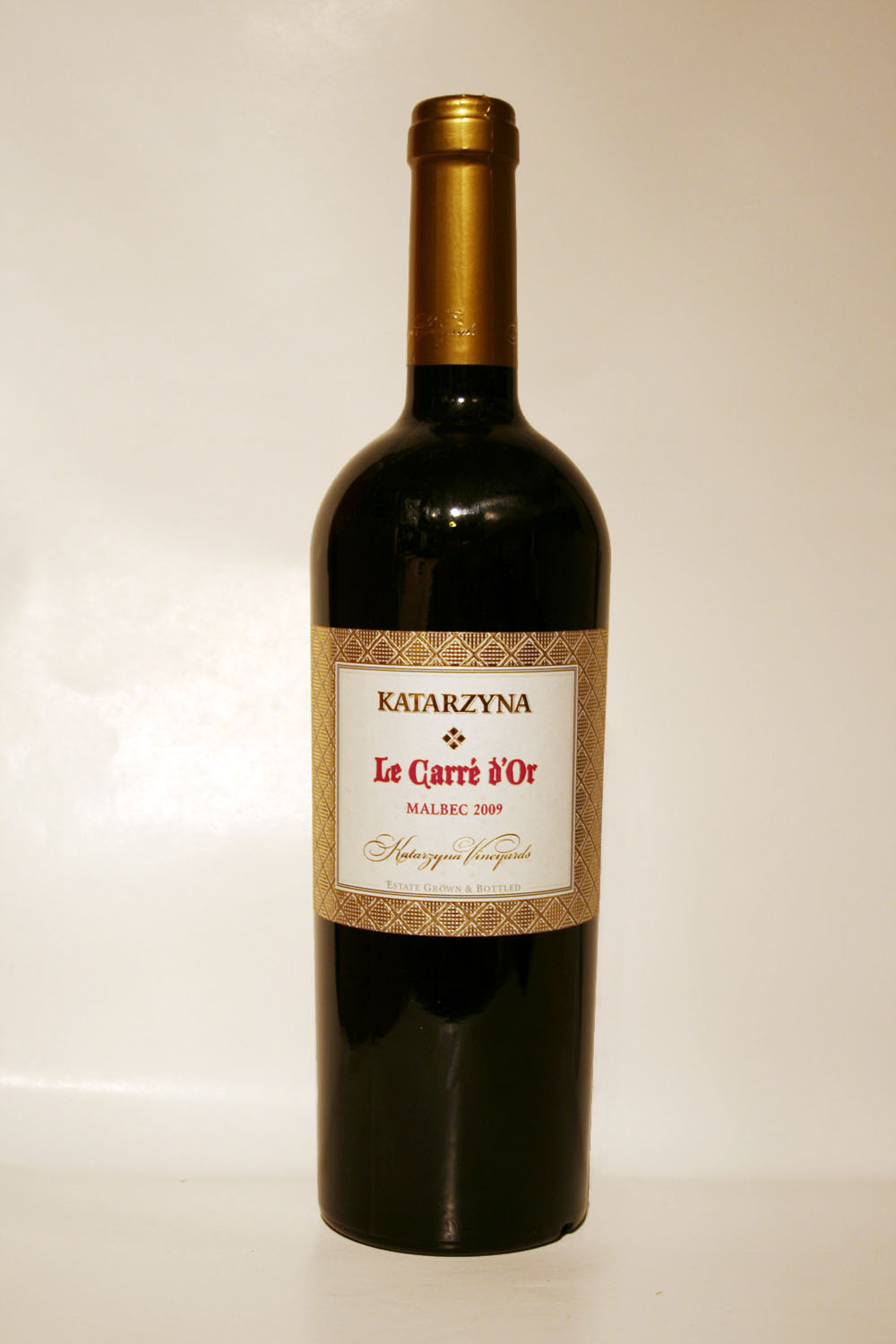 Le Carre d'Or Malbec 2009