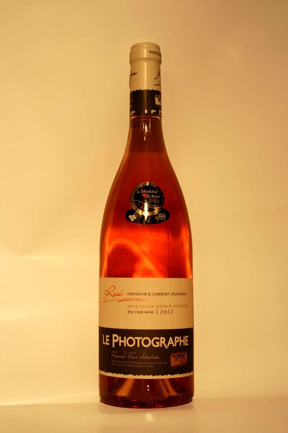 Le Photographe Rose 2012