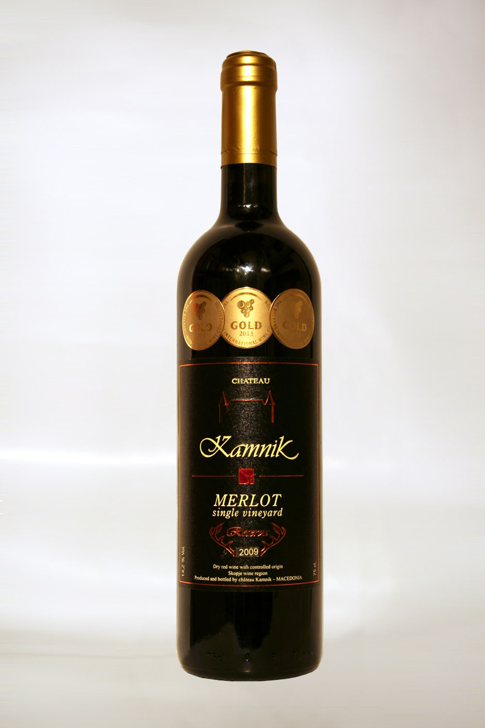Merlot Single Vineyard Reserva 2010