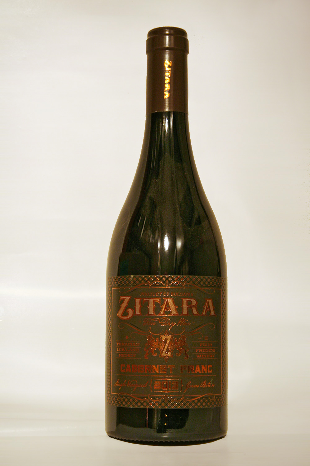 Zitara Cabernet Franc Single Vineyard 2013