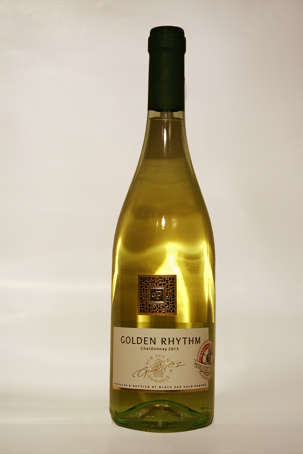 GP Golden Rhythm Chardonnay 2013