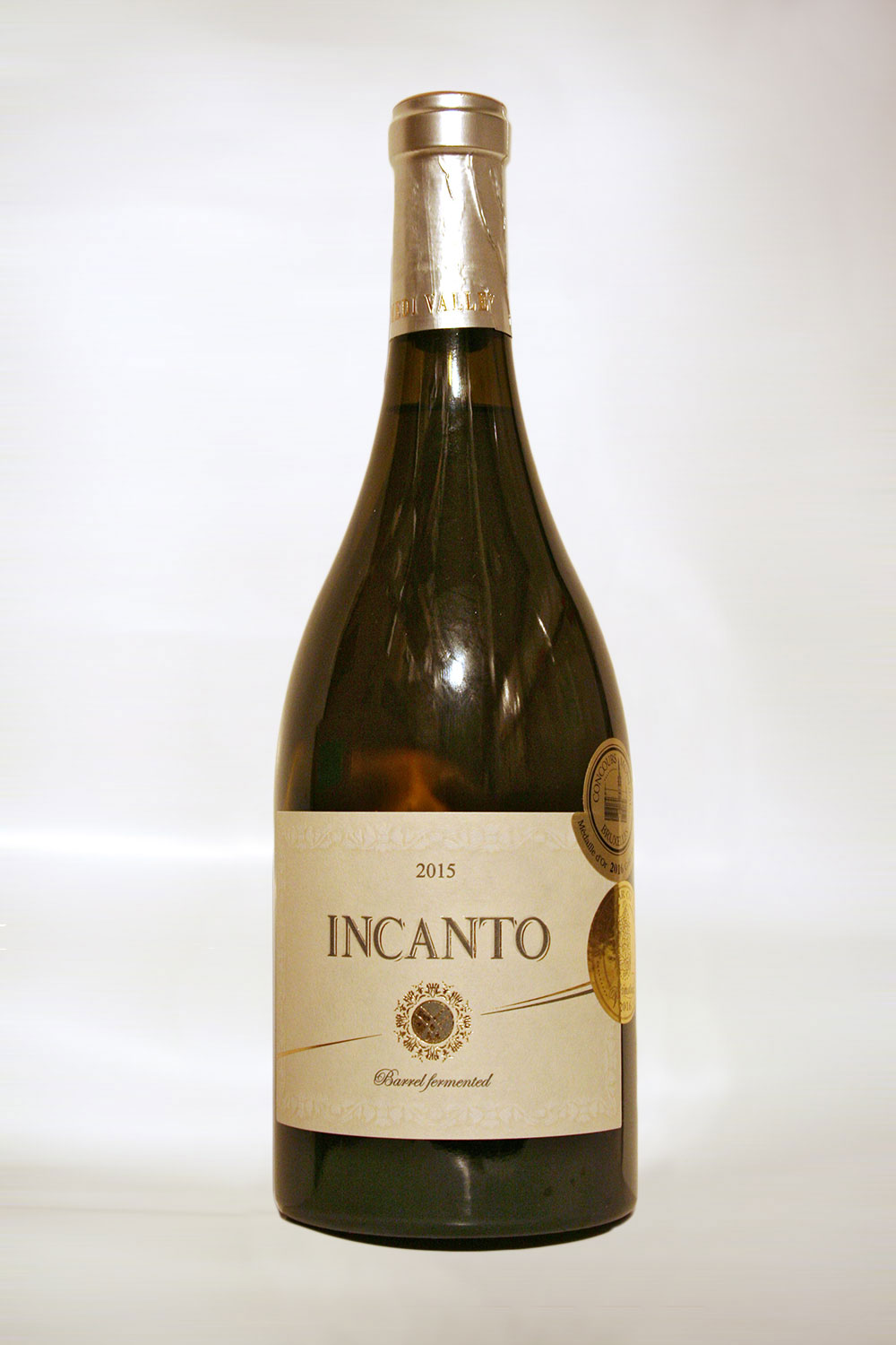 Incanto Chardonnay Barrel fermented 2015