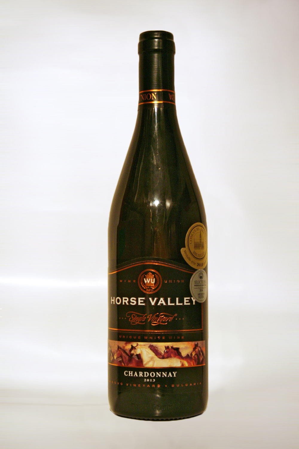 Horse Valley Chardonnay 2013